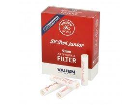 Filtr do dýmky Vauen, 40ks, 9mm