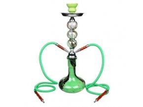 Vodní dýmka Watim, 52 cm, zelená