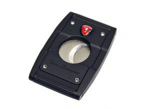 Doutníkový ořezávač Lamborghini Urio, černo-černý