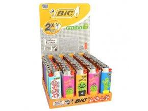 Zapalovač BIC J25 Kaktus