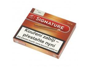 Doutníky Café Creme Red, 10ks