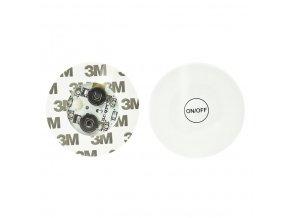 Osvětlení pro bongy a vodní dýmky LED, 45mm