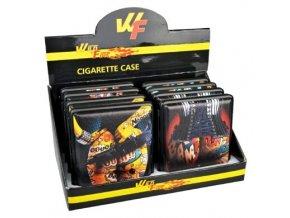 Cigaretové pouzdro Wildfire Tatoo, 20cig.