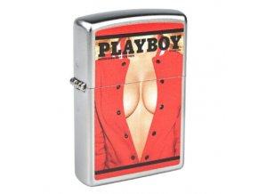 Zapalovač Zippo Playboy, satin