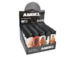 Zapalovač Angel Piezo Girls