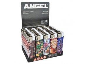 Zapalovač Angel Piezo Christmas