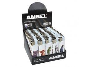 Zapalovač Angel Piezo Animals II