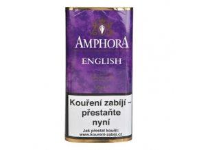 Dýmkový tabák Amphora English, 50g