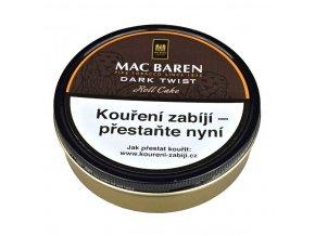 Dýmkový tabák Mac Baren Dark Twist, 100g