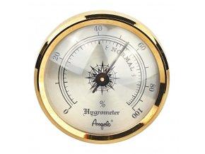 Vlhkoměr Angelo na suchý zip, 44mm