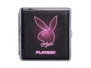 Cigaretové pouzdro Playboy Neon, 20cig.