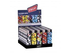 Zapalovač PROF Piezo 3D Balls