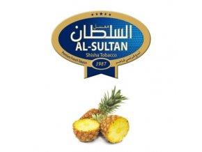 Tabák do vodní dýmky Al-Sultan Pineapple (73), 50g/Z
