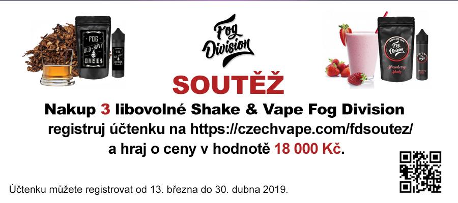 Fog Division - soutěž