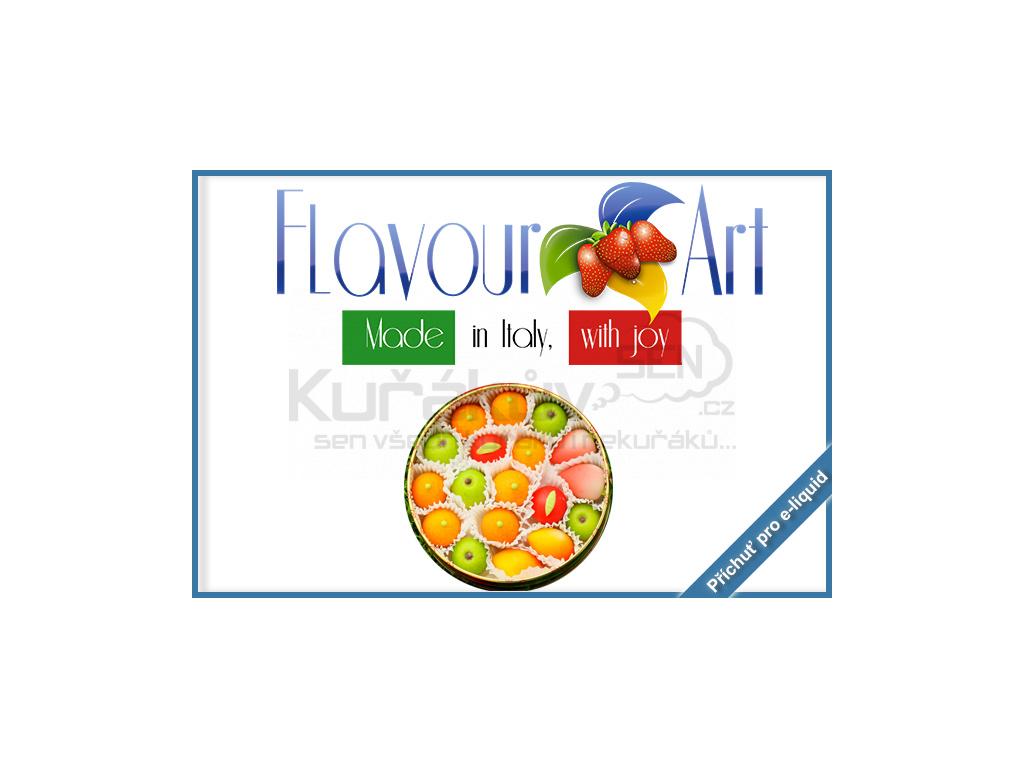 flavourArt marcipan