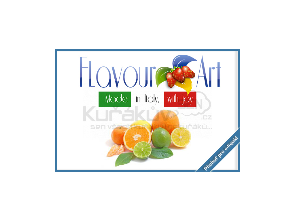 flavourArt citrus mix