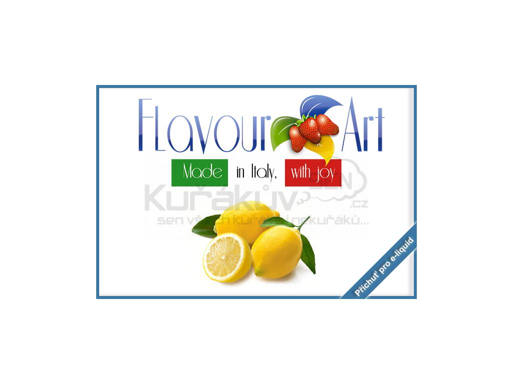 flavourArt Citron Sicilie