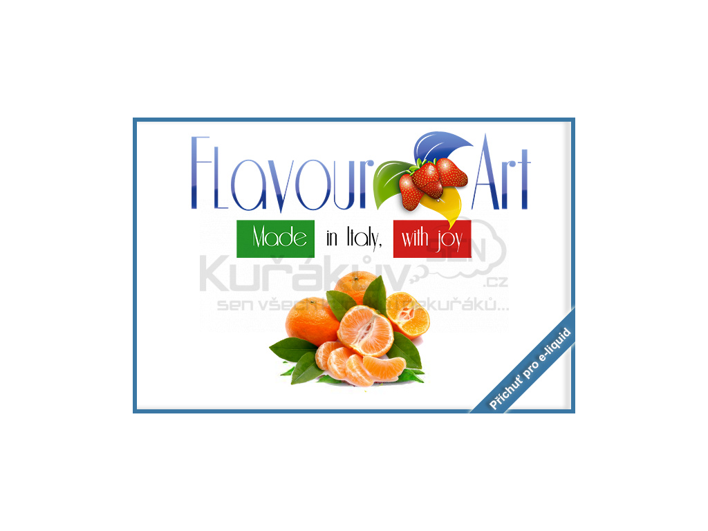 flavourArt mandarinka