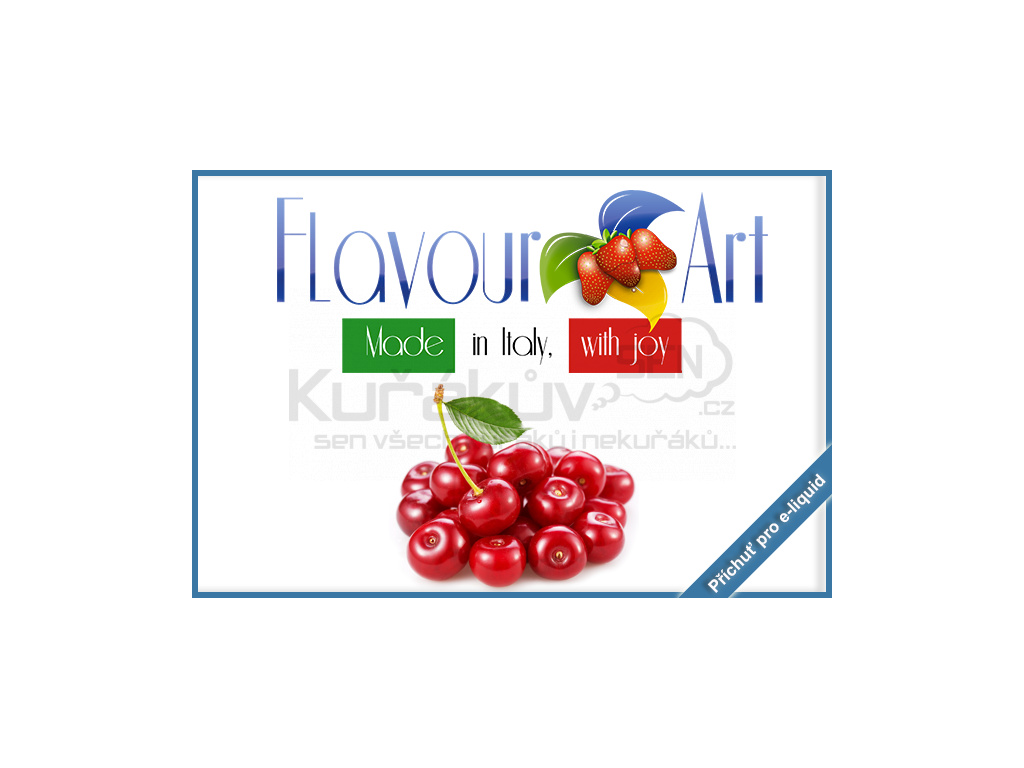 flavourArt cherry