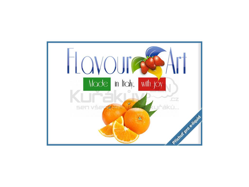 flavourArt pomeranc