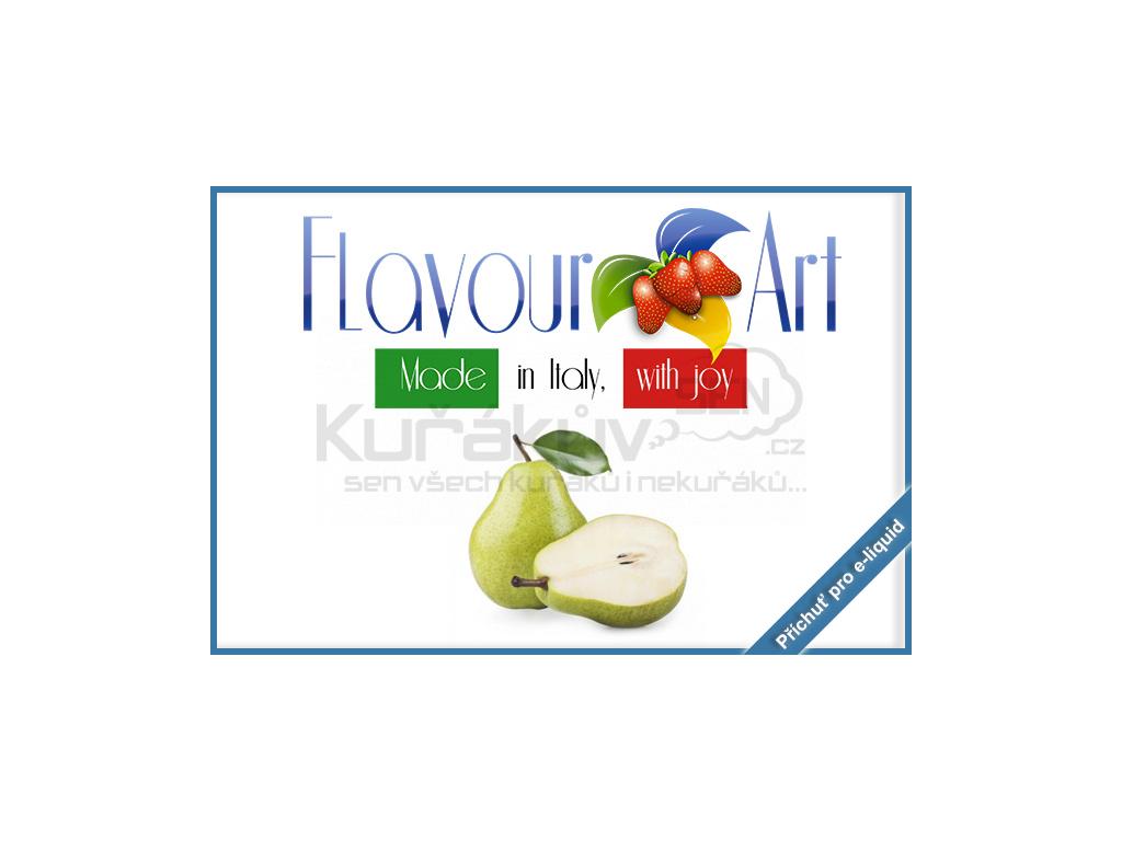 flavourArt hruska