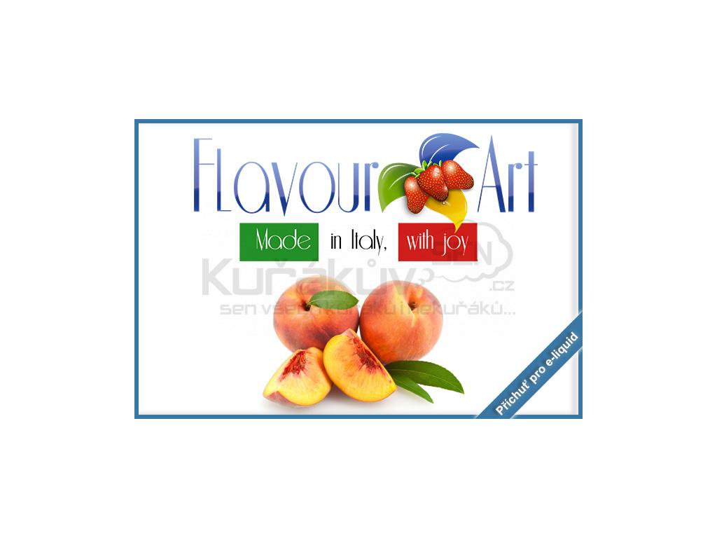 flavourArt broskev
