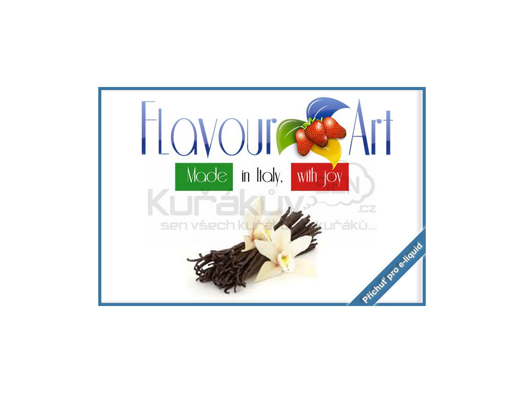 flavourArt vanilka