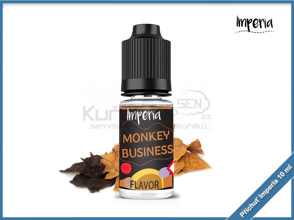 monkey business imperia black label 10ml