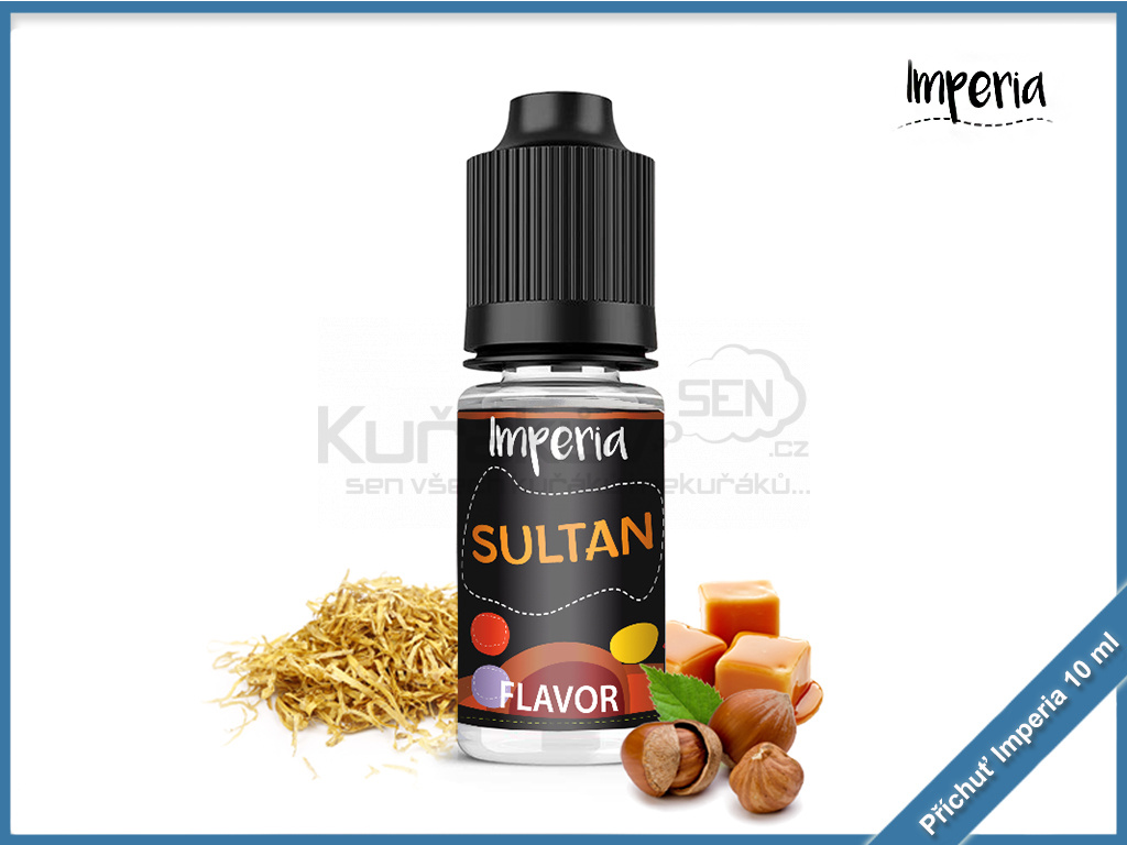 sultan imperia black label 10ml