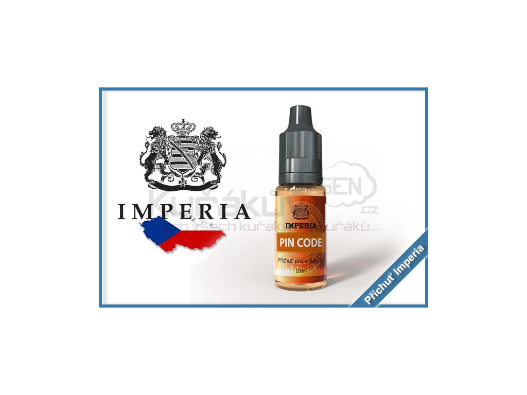 Pin Code Imperia