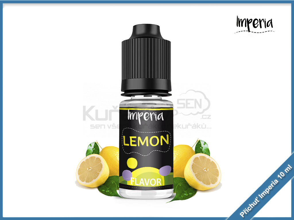 lemon imperia black label 10ml