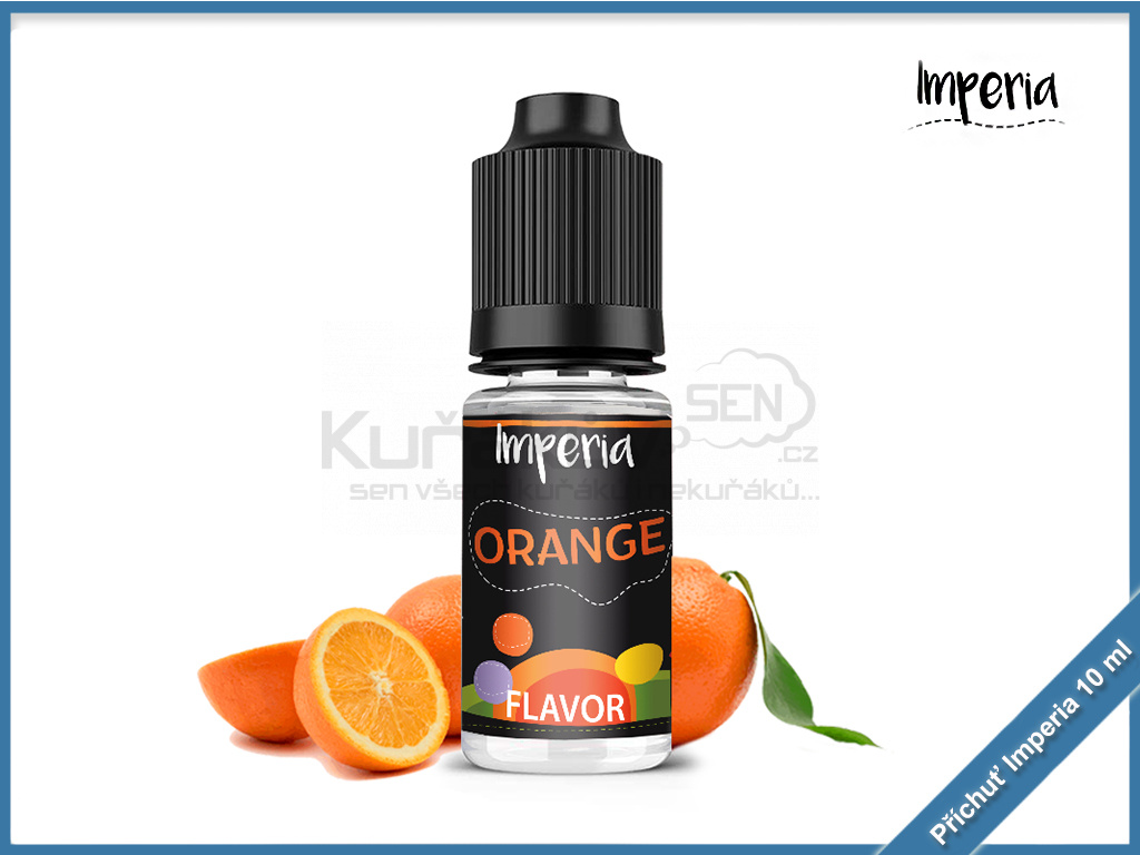 orange imperia black label 10ml
