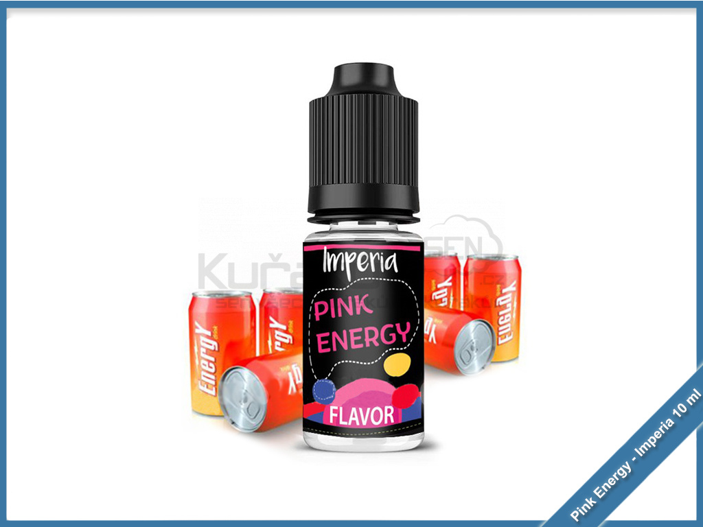 pink energy imperria 10ml