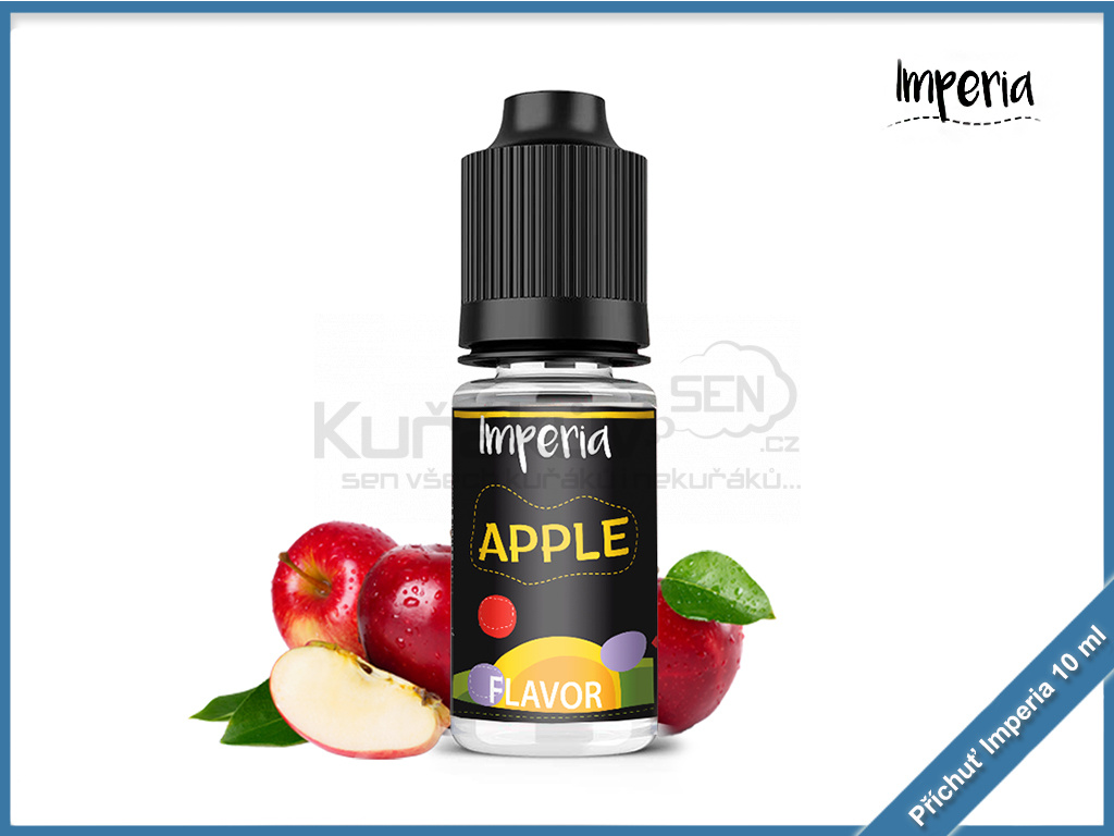 apple imperia black label 10ml