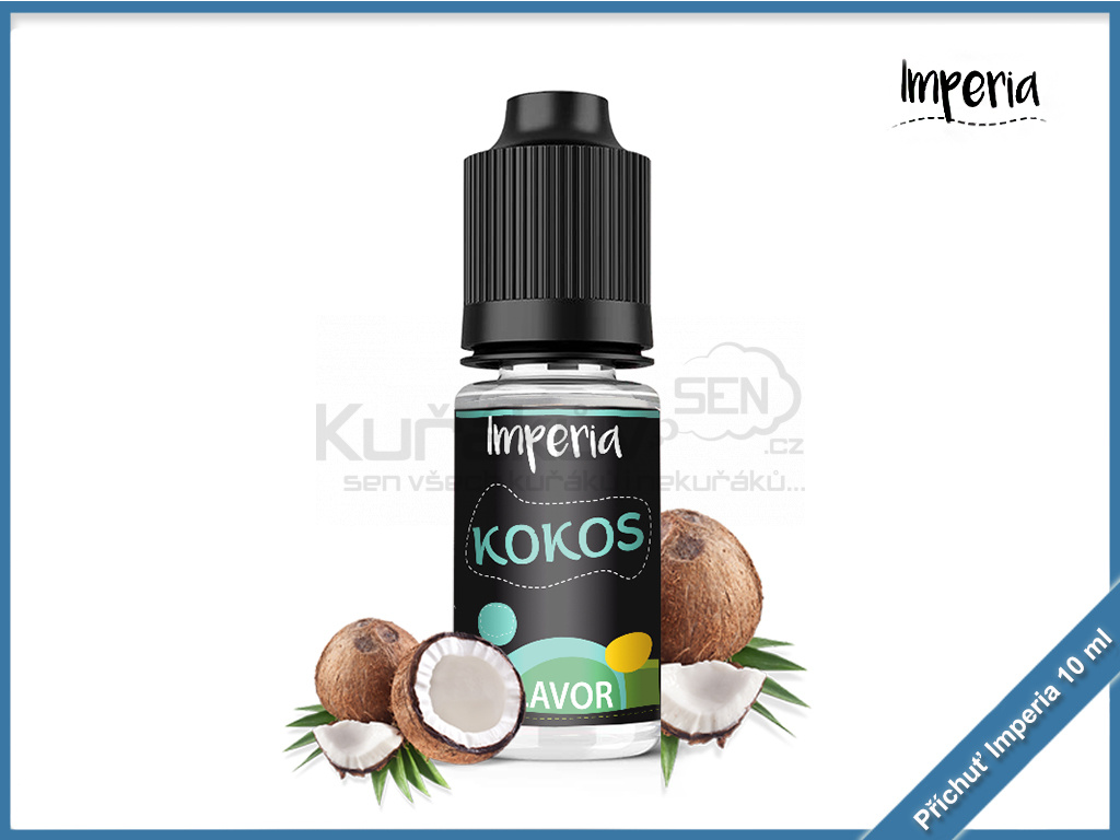 kokos imperia black label 10ml