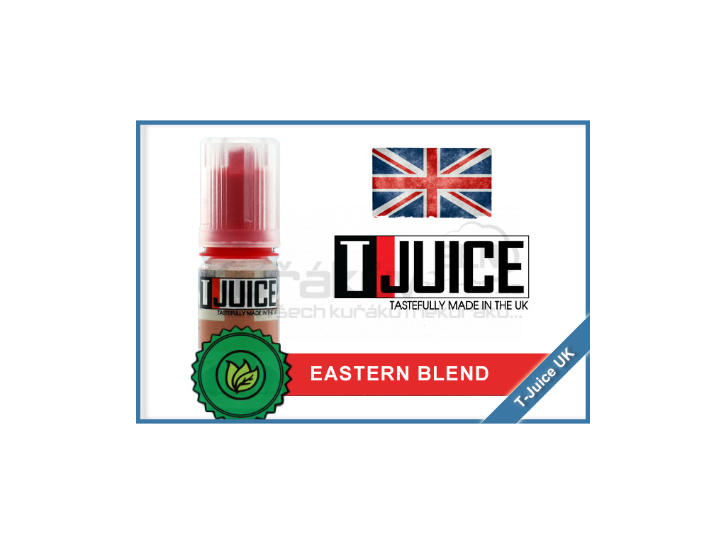 prichut t juice Eastern Blend