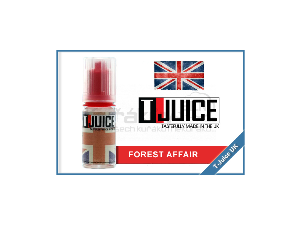 prichut t juice Forest Affair