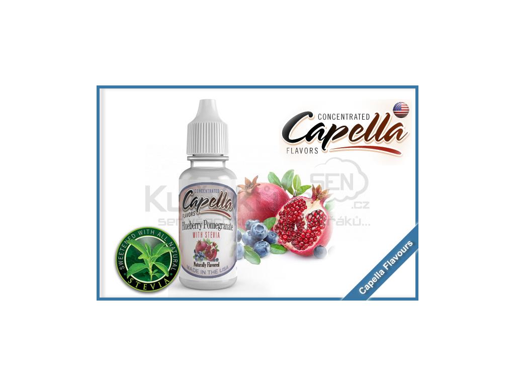 blueberry pomegranate capella