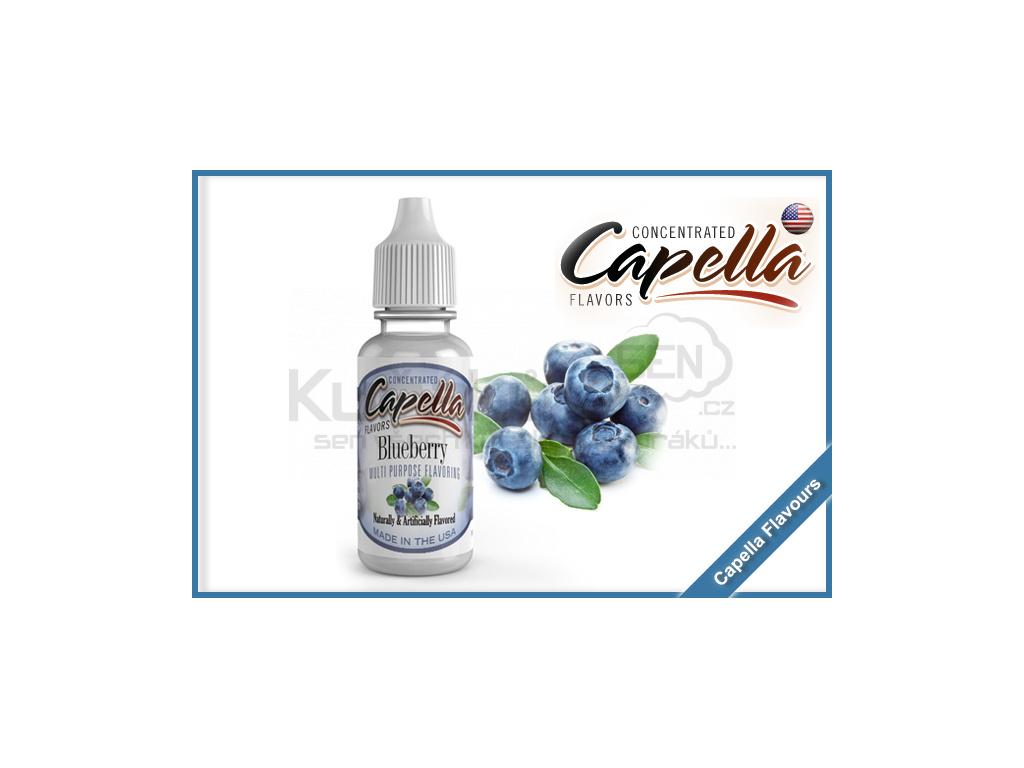 blueberry capella