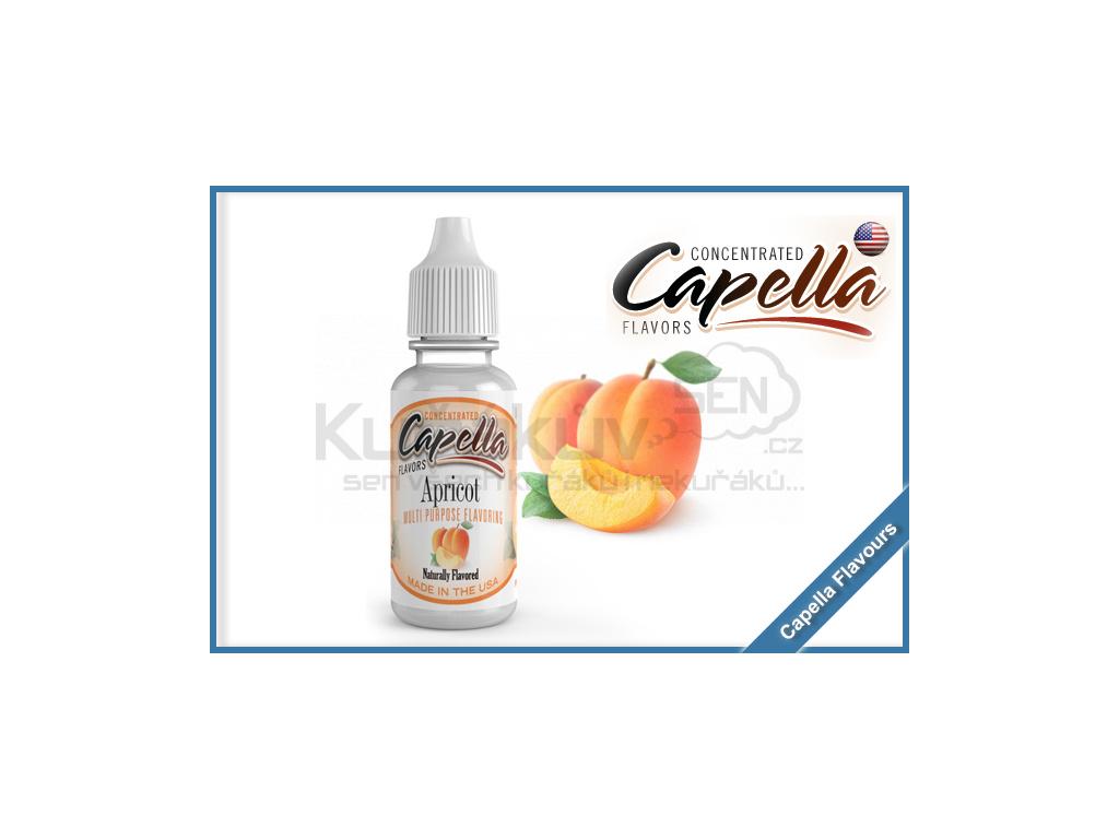 apricot capella