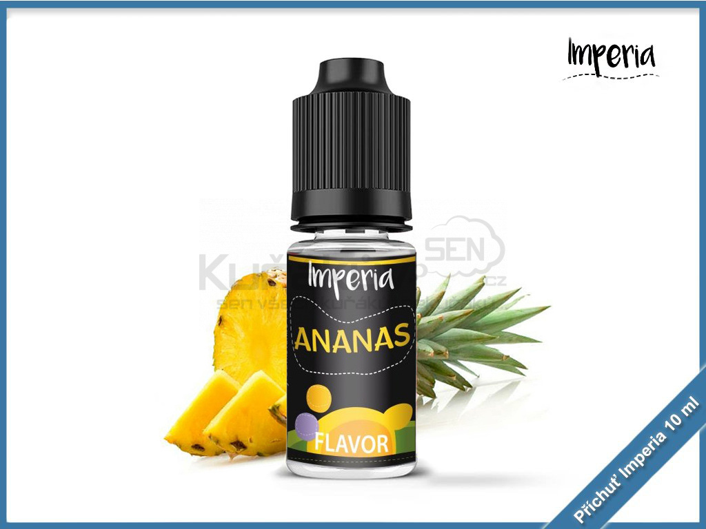 ananas imperia black label 10ml