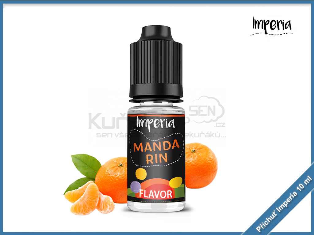 mandarin imperia black label 10ml