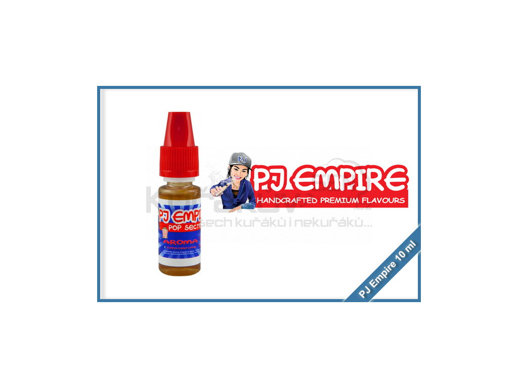 pop secret pj empire 10ml