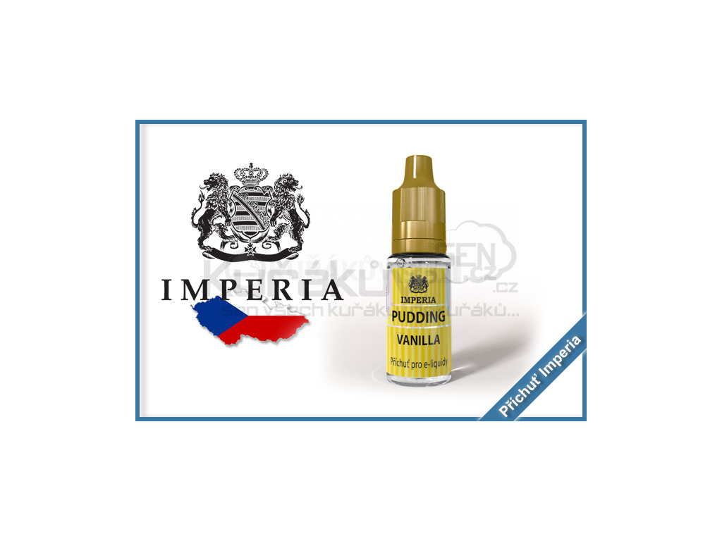 pudding vanilla imperia 10ml