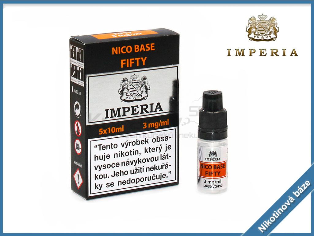 nikotinova baze imperia fifty 3mg