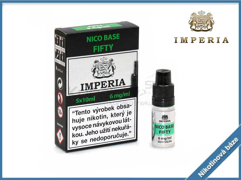 nikotinova baze imperia fifty 6mg