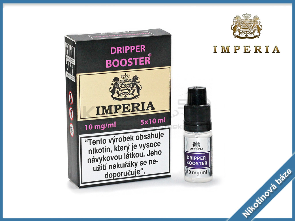 nikotinova baze imperia dripper booster 10mg