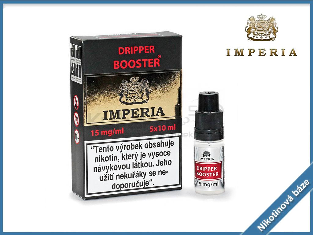 nikotinova baze imperia dripper booster 15mg