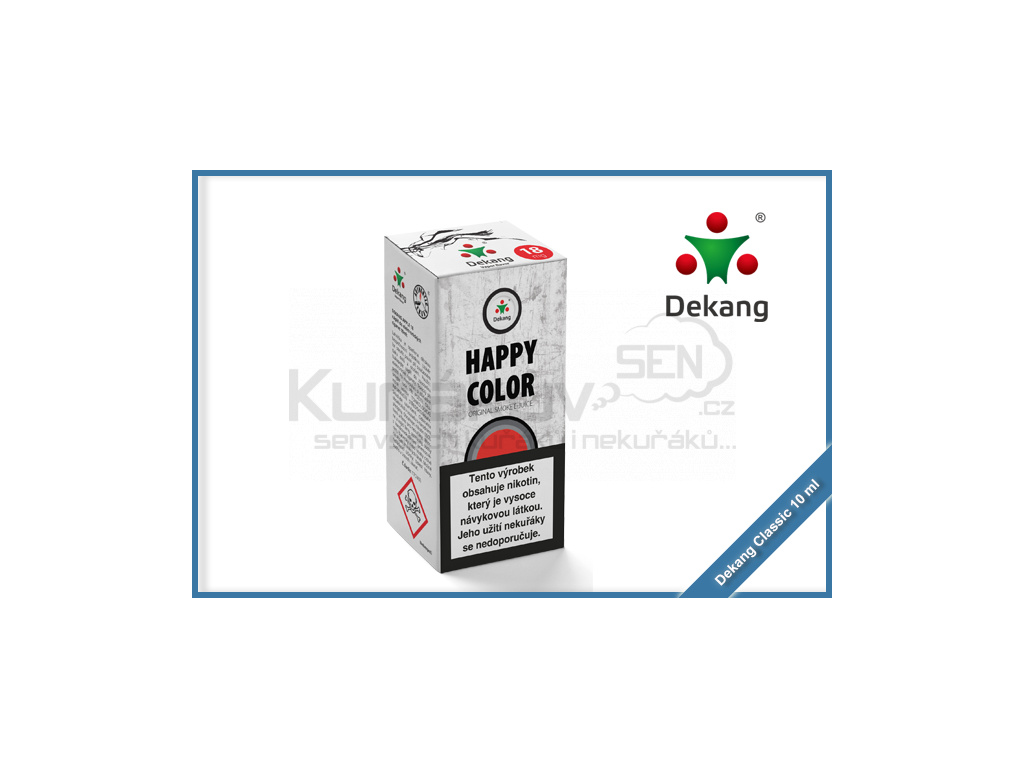 dekang classic 10ml happy color