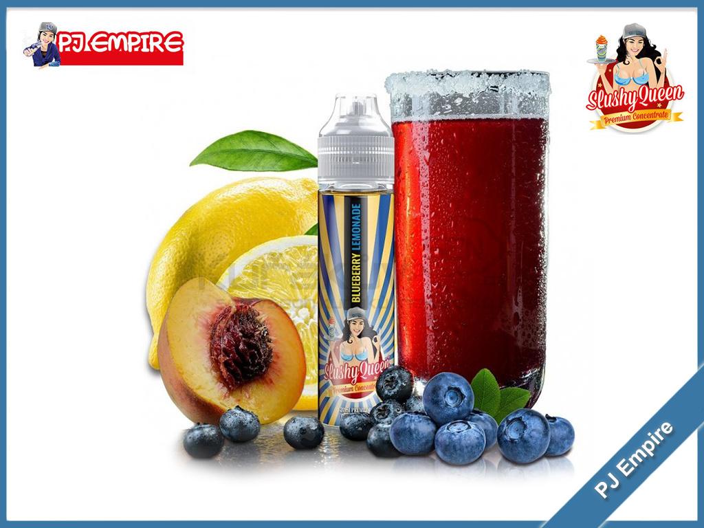 Blueberry Lemonade PJ Empire Slushy Queen